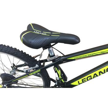 DB Legano 24 Jant 21 Vites Spor MTB Bisiklet (10+ Yaş) Red