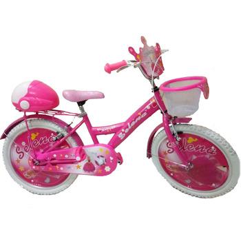 DB Selena 20 Jant Lisanslı Kız Bisiklet (7-10 Yaş)