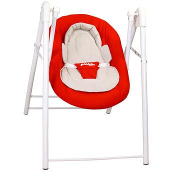 Pasha Baby Happy Swing Kırmızı