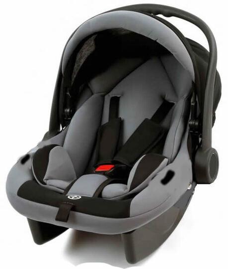 Baby Elf Econ 0-13 Kg Anakucağı Taşıma Koltuğu Siyah Gri