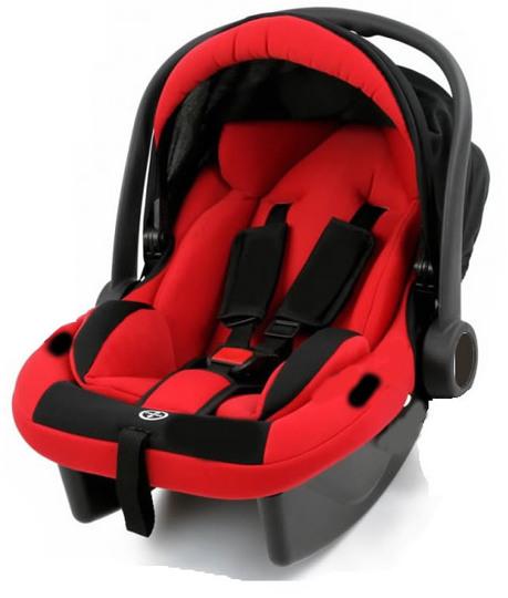 Baby Elf Econ 0-13 Kg Anakucağı Taşıma Koltuğu Siyah Kırmızı