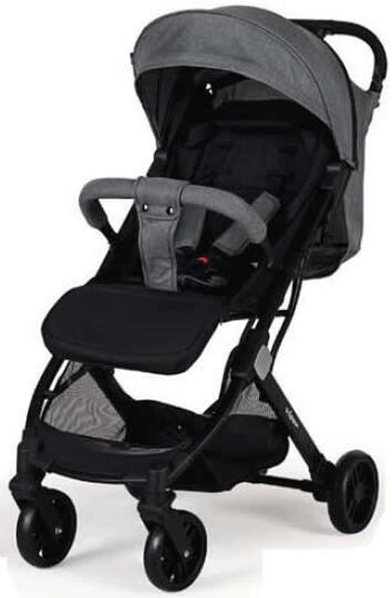 Sunny Baby Viper (Cabin Tarzı) Bebek Arabası (COLLECTION 2021) Gri