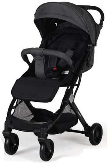 Sunny Baby Viper (Cabin Tarzı) Bebek Arabası (COLLECTION 2021) Siyah